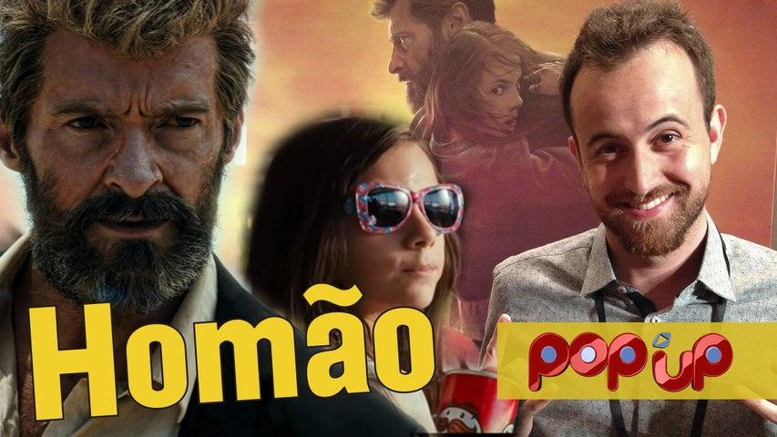 LOGAN - POP UP #cinema