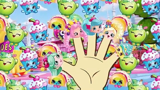 Shopkins Finger Family Nursery Rhymes Lyrics and More