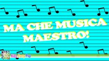 Video Canzoni per bambini - Ma che musica Maestro | Video animato