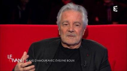 Le Divan : Pierre Arditi explique pourquoi il n'a pas eu d'enfant avec Evelyne Bouix