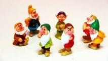 MÄRCHEN Schneewittchen und die sieben Zwerge deutsch Teil 1/4 - GRIMM snow white and the 7