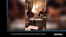 Blaise Matuidi met un coup de pression à Corentin Tolisso en équipe de France (Vidéo)