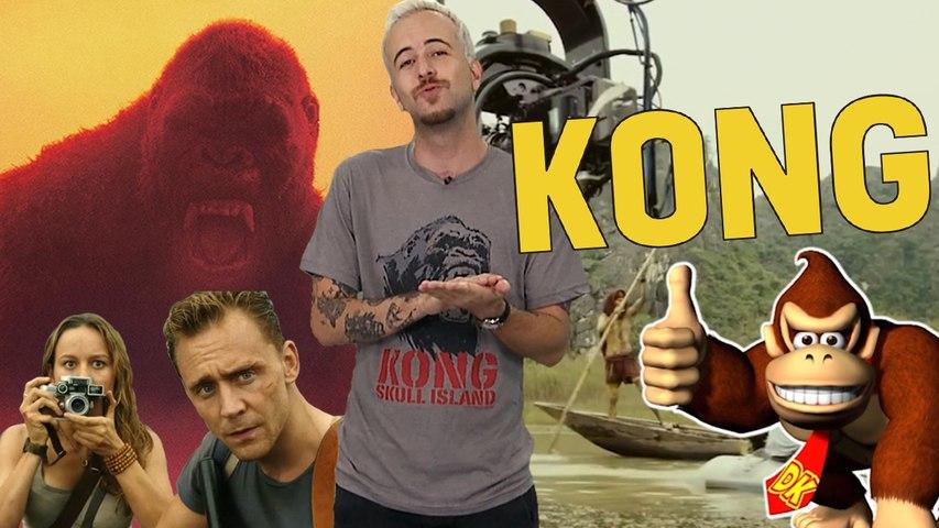 Kong: A Ilha da Caveira - POP UP