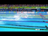 Throwback Thursday: Arnost Petracek wins 50m backstroke S4 gold in Rio 2016 Paralympics