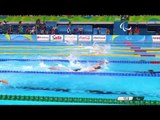 #ThrowbackThursday: Zhang beats Silva in 50m freestyle S5 at Rio Paralympics