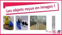 Concours Imagine et imprime en 3D un objet écolo rigolo : les objets recus