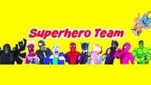 Spiderman vs Joker vs Batman - Spiderman Becomes A Spider! w_ Pink Spidergirl - Fun Superheroes  -)-aaWrN7F