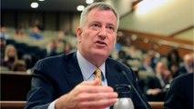 NYC Mayor De Blasio Bars ICE From Entering Schools