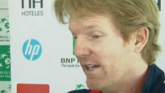 Davis Cup Interview: Jim Courier