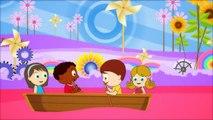 Row Row Row Your Boat | Nursery Rhymes Songs for Babies by Nursery Rhyme Street