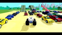 Дисней монстр грузовики Pixar автомобили МАККУИНА разбить партии колеса на автобусе пойти кругом для малышей