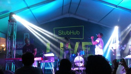 """Talib Kweli covers """"Scenario"""" """"Put it in Your Mouth"""" and more LIVE at SXSW 2017"""