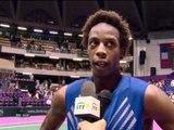 Davis Cup Interview: Gael Monfils
