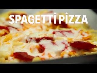 Spagetti Pizza Tarifi