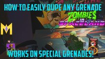 Zombies In Spaceland Glitches - DUPE ANY SPECIAL GRENADE - Dupe Grenades AFTER PATCH 1.11