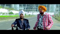 Punjabi Comedy - Jatt & Juliet - Dialogue Promo - Shampy and his Daddy on Moped - Comedy Scene - PK hungama mASTI