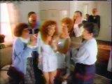 (December 31, 1989) WCAU-TV 10 CBS-now-NBC Philadelphia Commercials