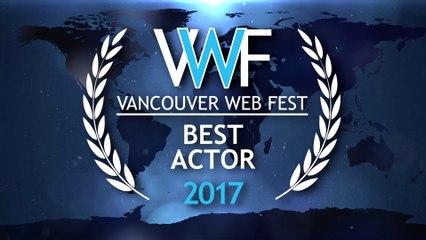 VWF2017  Winner of Best Actor