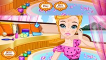 Modern Belle Spa Day - Barbie Spa Salon Game for Girls - Spa Games