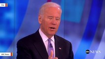 Biden Blasts Trump Administration's 'Romance With Putin'