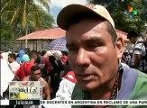 Perú: se agrava situación de damnificados en Piura tras nuevas lluvias