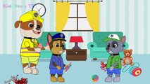 Paw Patrol Pranks Waiting and Crying outside Toilet ⒻⓊⓁⓁ Episodes! Paw Patrol Animation Fo