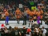 Survivor Series 2004 Team HHH Vs Team Orton (1/2)
