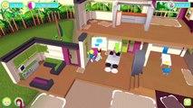 PLAYMOBIL LUXEVILLA Spel voor iOS & Android – Wij betrekken het grote Playmobil Huis – Dag