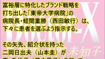 米倉涼子 ドクターX 第4弾 第2話