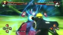 Sasuke Vs Naruto Akatsuki Custom Naruto Shippuden Ultimate Ninja Storm Revolution