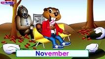 Busy Beavers TV Show - Season 1 BBTV   Saturday Morning Kids TV Show   Baby Toddler Learni