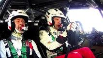 WRC - Rallye Monte-Carlo 2017: CRASH Hänninen SS05