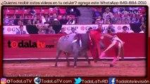 FUERTES IMÁGENES: Un toro de 526 kilos cornea gravemente a un torero-Video