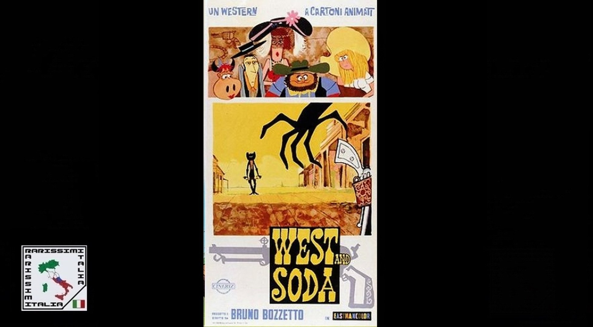 West and Soda (Film 1965) - Ita Streaming SECONDO TEMPO