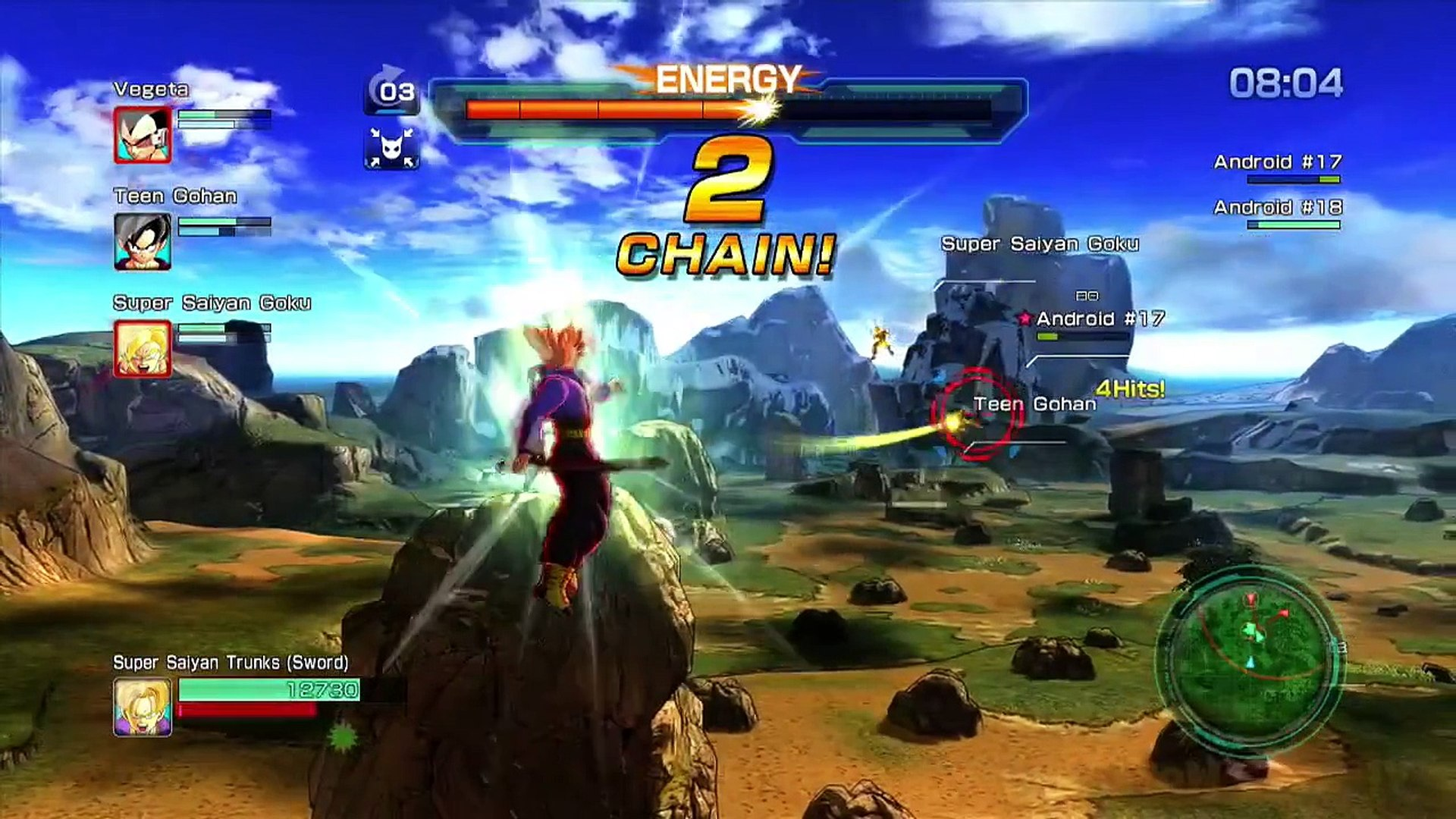 Dragon Ball Z Battle of Z Gameplay Walkthrough Part 8 | Frieza Saga |ドラゴンボールZ バトルのゼット