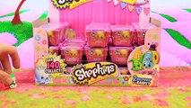 SHOPKINS SEASON 3 BLIND BAGS Giant Blind Baskets Surprise Toys Unboxing   Season