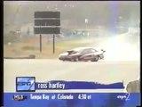 1996 IHRA Grand American Nationals - Ross Hartley's Spectacular Crash
