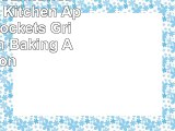 CafePress  sunflower BBQ Apron  Kitchen Apron with Pockets Grilling Apron Baking Apron