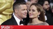 Brad Pitt und Angelina Jolie reden wieder miteinander