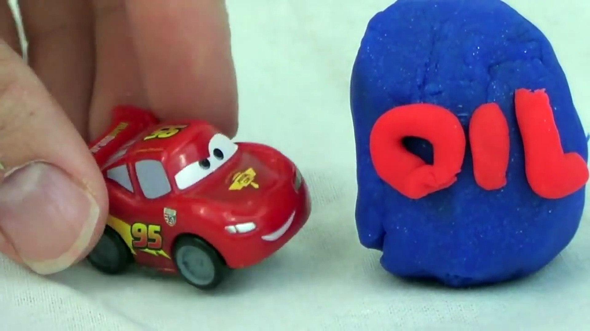 Disney Cars Pranks Mater Pranks Lightning McQueen Pranking