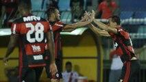 Flamengo passa pelo Bangu e garante vaga já com vantagem