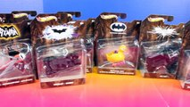 Hot Wheels Batman Cars With Tumbler And Batmobile-D7cbJ73iC9U