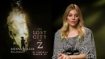 The Lost City of Z - Exclusive Interview With Charlie Hunnam, Sienna Miller & James Gray