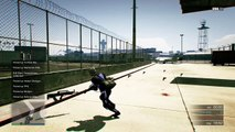 GTA 5 esay airport parkour (EASY)