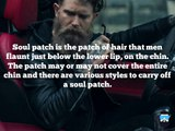 Soul Patch - The Cool Beard