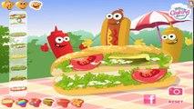 Beach Dog Buddies: Decorate Hot Dogs! Beach Dog Buddies   Kids Play Palace
