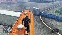 GTA 5 hard or easy parkour (AIRPORT)