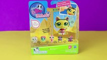 Littlest Pet Shop Walkables Dancing Cat LPS Cat Dance LPS Kitty Figurine Toy Review Disney