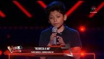 "Abel Santiago - ""Regresa a mi"" La voz kids Mexico Audiciones"
