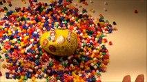 Huevos Sorpresa en Español   Juego Infantil de Aprender Colores y Animales